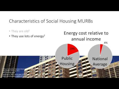 MURB Research at Building Energy and Indoor Environment Lab