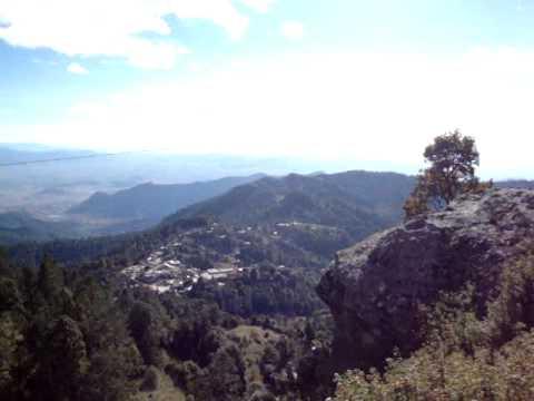 Views of the Valley from Benito Juarez, Oaxaca