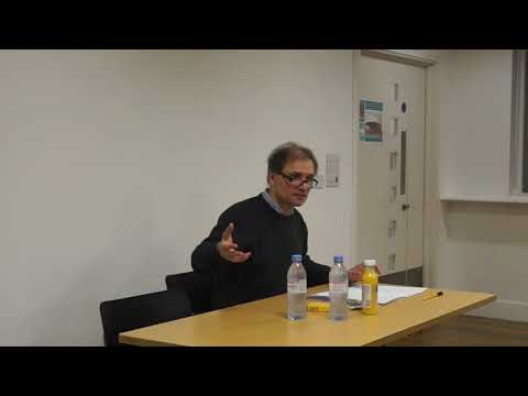 CAPPE Public Lecture   The Actuality Of Marx's Communism by Michael Heinrich