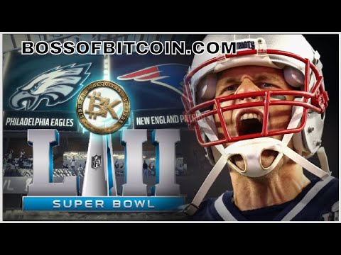 THE TRUTH about the #SuperBowl ⚡ Live News Headlines   FREE BITCOIN Predictions 2018 Eagles Patriots