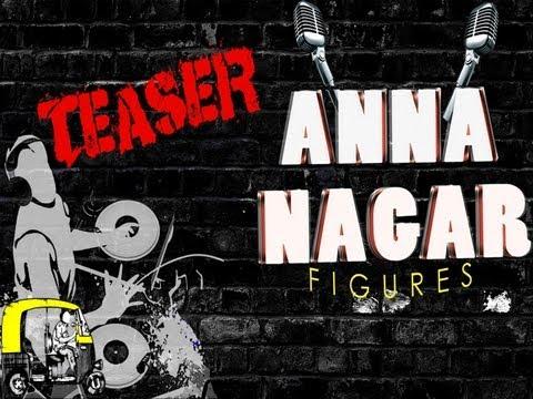 """""""Anna Nagar Figures"""" Promo."""