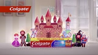 Free! Magical Castle with Colgate Dental Cream (Hindi)