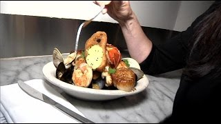 Toni On! New York: New England Seafood In West Village