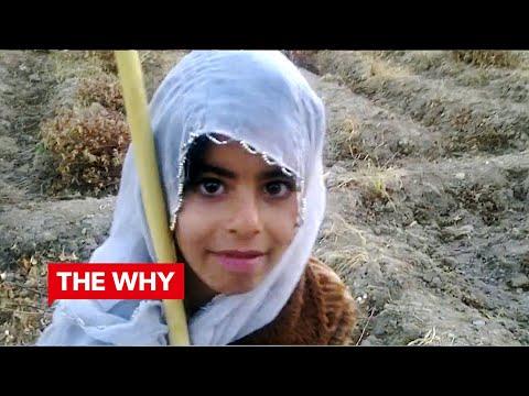 Afghan Girl - Why Poverty? (English version)