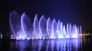 The Butterfly Lovers梁祝 (music fountain show)
