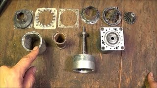 """How to build a """"TURBO-JET ENGINE"""" from easy to find materials."""