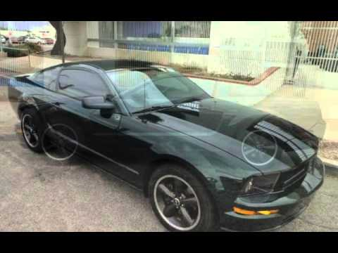 2008 ford mustang gt bullitt for sale in tucson az youtube for Too hot motors tucson