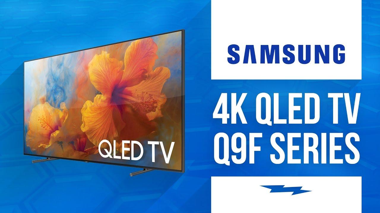 First Look: Samsung QN65Q9F 4K QLED Q9F