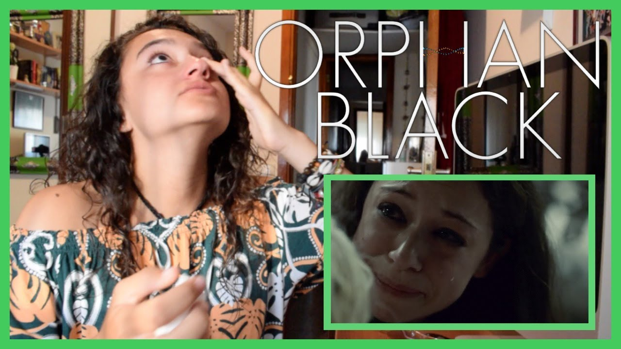 """Download Orphan Black REACTION to """"To Right the Wrongs of Many"""" 5x10 SERIES FINALE"""