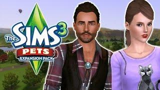 Sims 3 Pets: Let's Play | Part 1 | Peaceful Plains