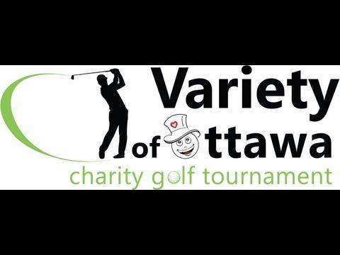 Variety of Ottawa Charity Golf Tournament