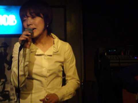 ブルー(渡辺真知子) : R40 LIVE at KNOB in Roppongi 8th Jan.,2009