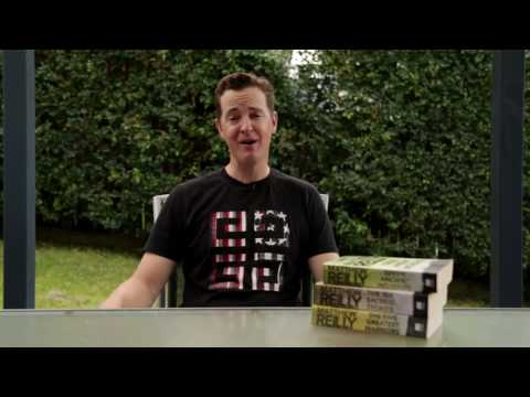 Matthew Reilly Four Legendary Kingdoms book trailer