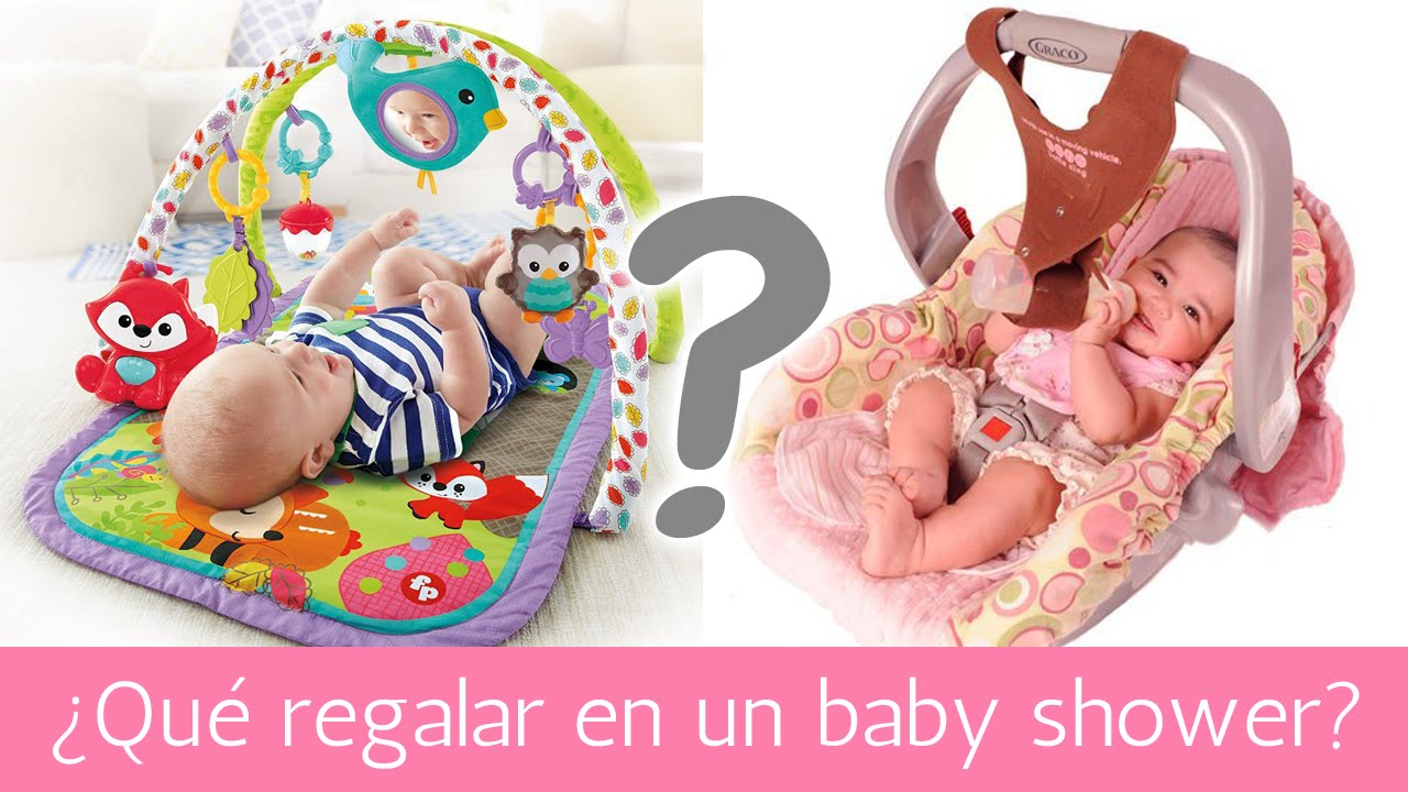 Captivating Los 12 Mejores Regalos Para Baby Shower HD   YouTube