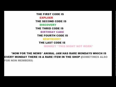 how to get free diamonds on animal jam 2017 codes