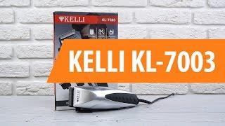 машинка для стрижки волос Kelli KL-7005 обзор