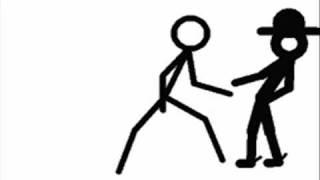 Lil Jon ft  Spongebob   Mothafucka Beat Remix with Stick Animations   Download Link www mlook ru