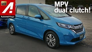 Honda Freed Hybrid 2018 Review & First Drive Test by AutonetMagz