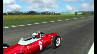 Grand Prix 1961 Aintree GB Lets Race 1960S Luigi Mod F1 Challenge 99-02 full F1C GP year Formula 1 Championship season 2 rFactor game GPL 4 3 2013 Legends 2014 2015 1-2 (4)