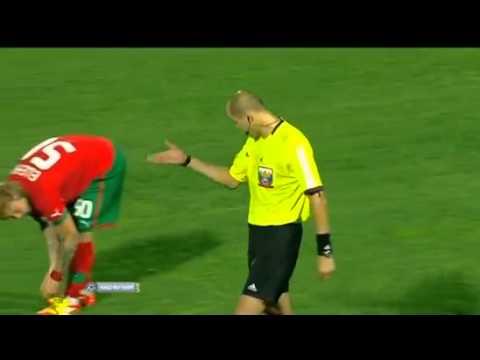Krasnodar-Lokomotiv Yura Movsisyan's SUPER Goal