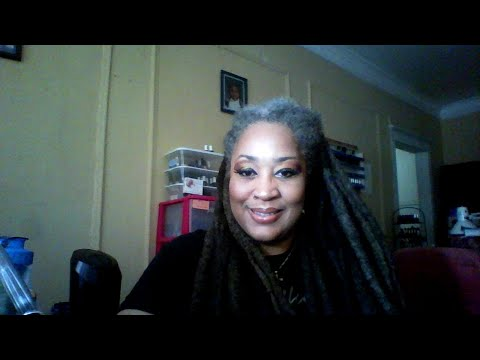 Natty Freeform Dreadlocks / Locs /Natural Hair / Nutrition Chat & Q&A
