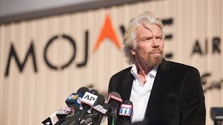 Richard Branson: 'Confident' No Fundamental Flaw With SpaceShipTwo
