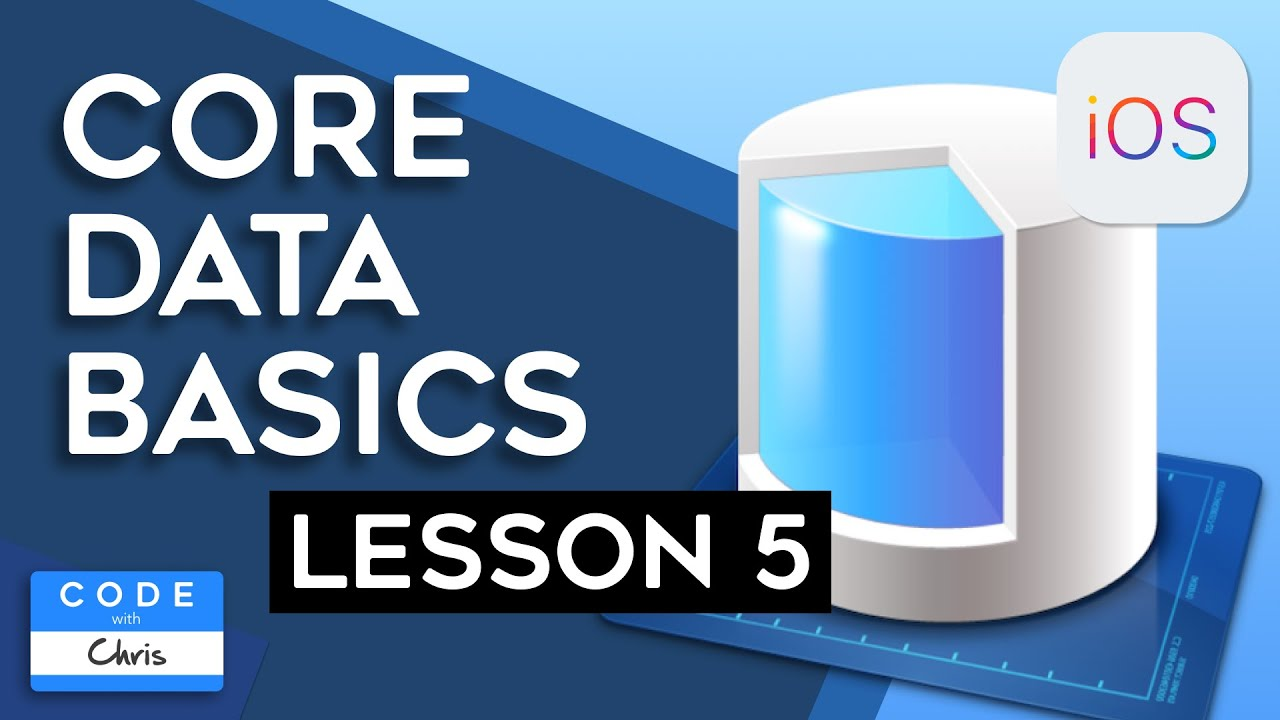 Core Data Tutorial - Lesson 5: Entities and Relationships