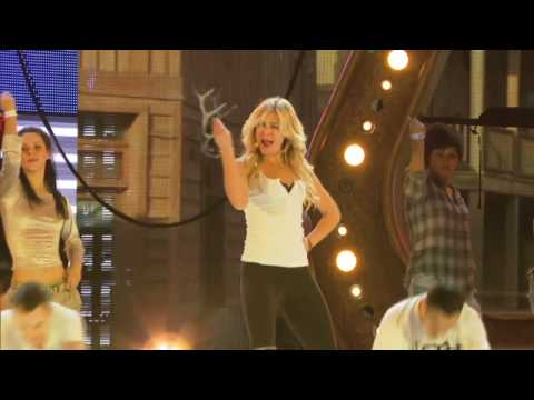 Academy of Country Music Awards - ACMA 45 - Laura Bell Bundy Rehearsal Interview