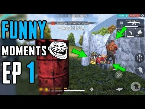 Free Fire Epic Funny Moments Part 1 Gaming Genie