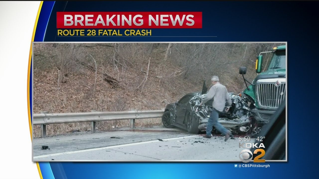 Vehicle Accident On Route 28 Kills One Person