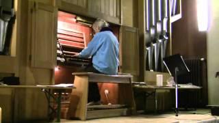 Medieval german advent hymn: Es kommt ein Schiff,geladen - Organimprovisation