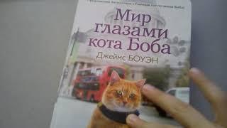 Я снимал книги уличный кот по имени  боб и мир глазами кота боба