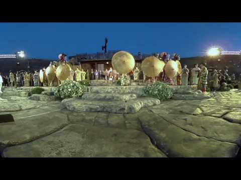 Madama Butterfly 360° - Act I - Arena di Verona 2017