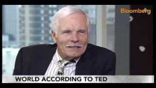 Ted Turner Says His Wish Would Be to Run CNN Again