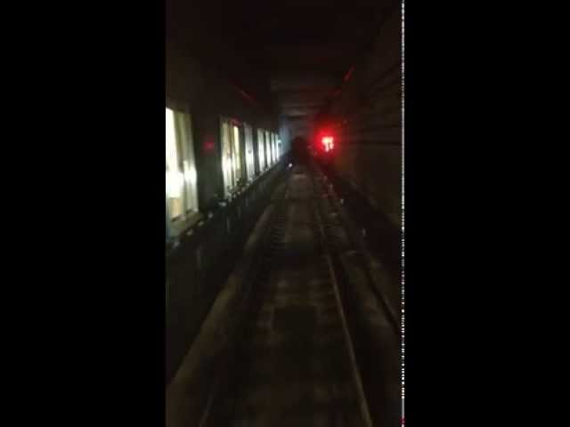 ได้อารมณ์คนขับรถไฟฟ้าใต้ดิน