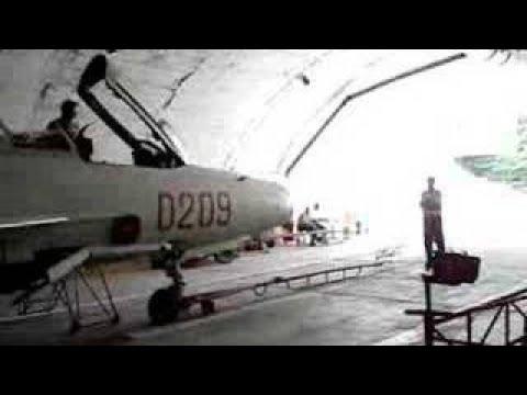 Chengdu F-7A/MiG-21F-13, Rinas AFB, Albania