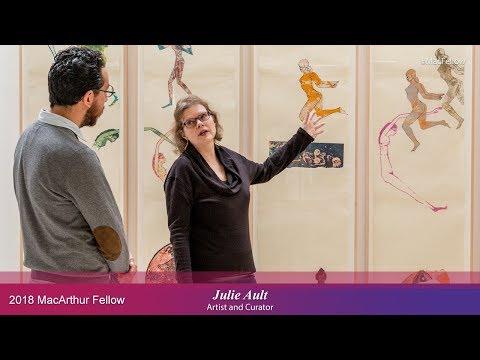 Artist and Curator Julie Ault | 2018 MacArthur Fellow