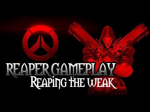 Copyright Strike By IFPI 21 Reaper KillStreak Overwatch Gameplay