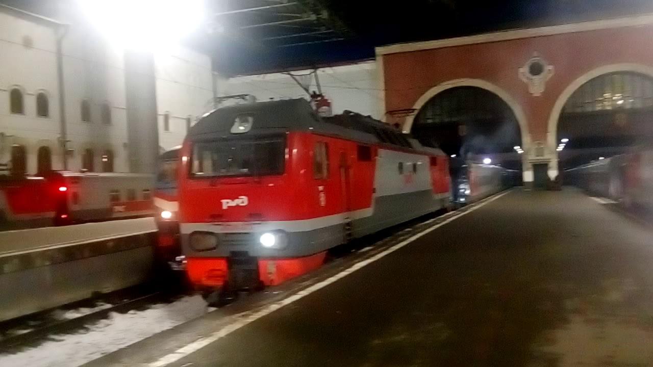 Казанский вокзал. - YouTube