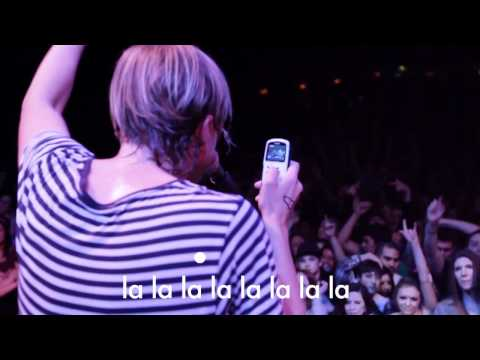 AWOLNATION - Jump On My Shoulders (Lyric Video)