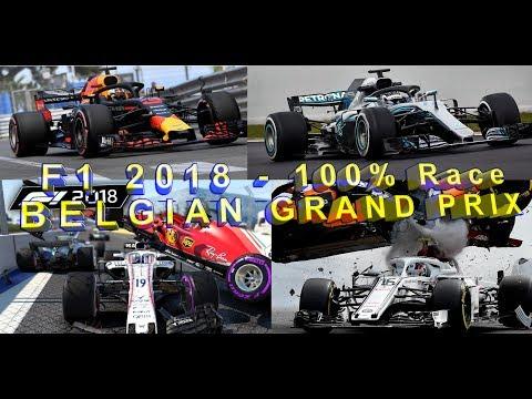 F1 2018 - 100% Race BELGIAN GRAND PRIX | Gameplay | Gamers Nation