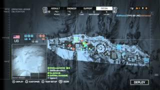 Battlefield 4 : Operation Locker : Obliteration : PlayStation 4