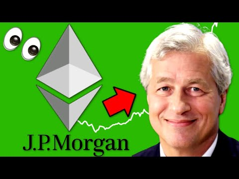 ETHEREUM PRIMED FOR TAKEOFF With ConsenSys Acquiring JP Morgan's Quorum Blockchain & Binance Florida