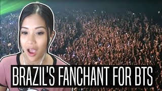 Video BRAZIL'S FANCHANT FOR BTS REACTION (Cypher Pt4 + Fanchant Gives Everyone Goosebumps Compilation) download MP3, 3GP, MP4, WEBM, AVI, FLV Agustus 2018