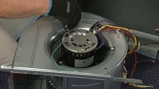 Furnace Blower Motor Replacement – Lennox Furnace Repair (Part #LX7920)