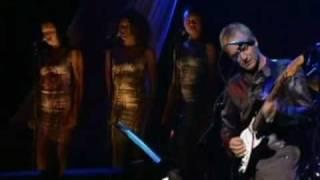 Sting - A Thousand Years - Lyrics on Screen