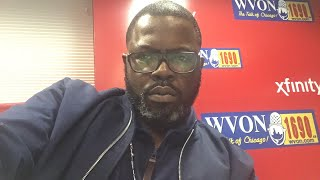Watch The WVON Morning Show...CPD sues  dead Body and Johanna Leia!