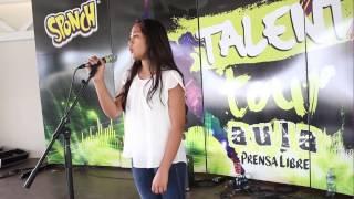 Talent Tour 2015 Colegio Campo Alto San Cristobal