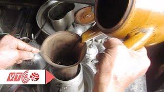 Độc đáo cà phê vợt Sài Gòn   VTC