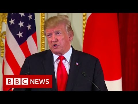 Donald Trump: 'Loved ones abducted by North Korea' - BBC News